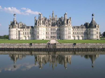 Chateaux for sale in France, not this one