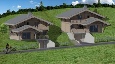 Brand New Off Plan Ski Chalet