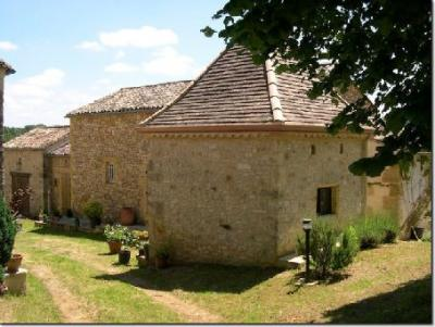 Fully Restored Stone Farmhouse With Gite