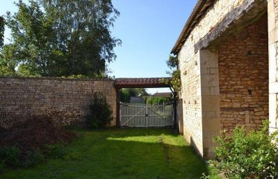 Longere With House To Renovate, Outbuildings And Land