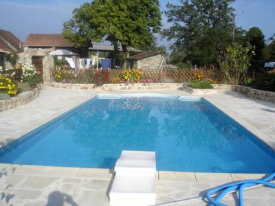 House, Guest Gite And Swimming Pool