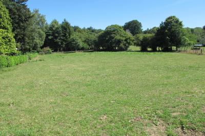 Building Plot In Rural Limousin Village