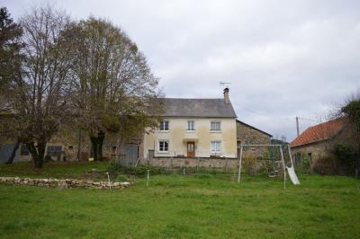 Country House With Outbuildings, on 5 Acres