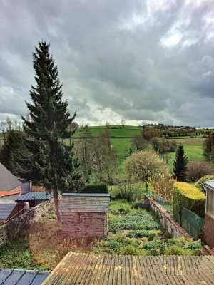 Large Property with Rural View and Garden