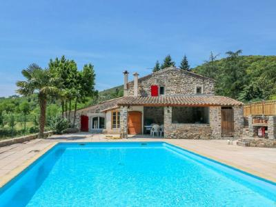 Former Water Mill House with Pool on 1.3 Hectares