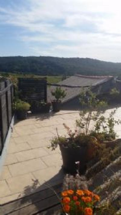 Renovated Stone Barn, Courtyard, Views