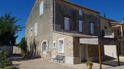 Two Properties And Small Gite On 1525 M2 Of Land With Pool, Near Pezenas !