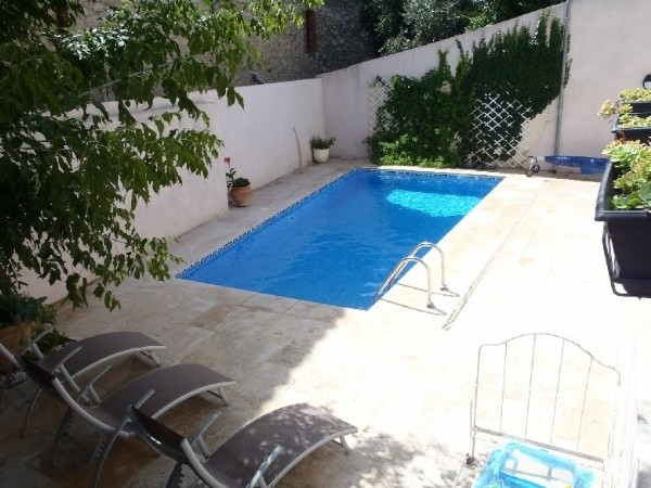Winegrower House, Superb Courtyard With Pool
