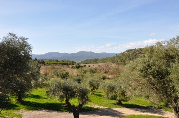 Unique Property On 4 Hectares With Stunning Views At A Short Walk From A Sought-after Village !