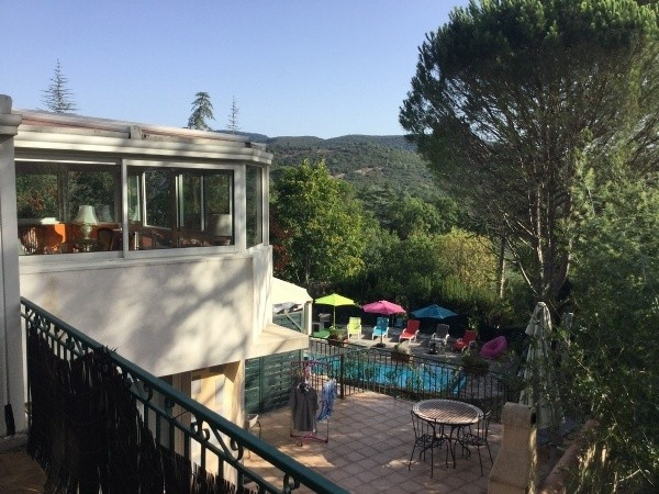 Main Residence And 3 Independent Gites On 3445 M2, Partly Constructible, With Pool And Views !