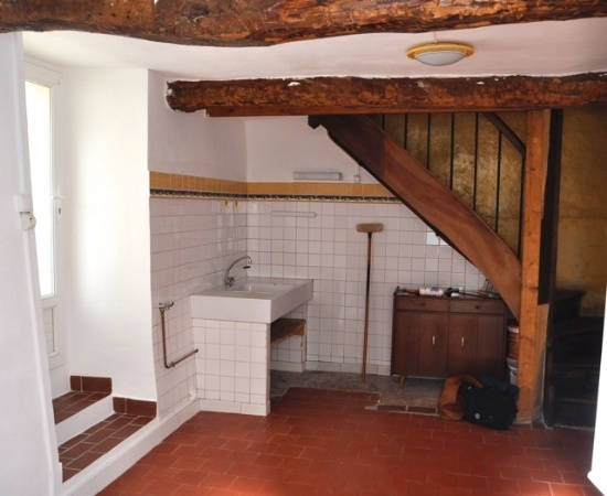 Charming Renovated Village House With 2 Bedrooms.