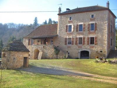Stone House With Outbuildings, 4.8 Hectares