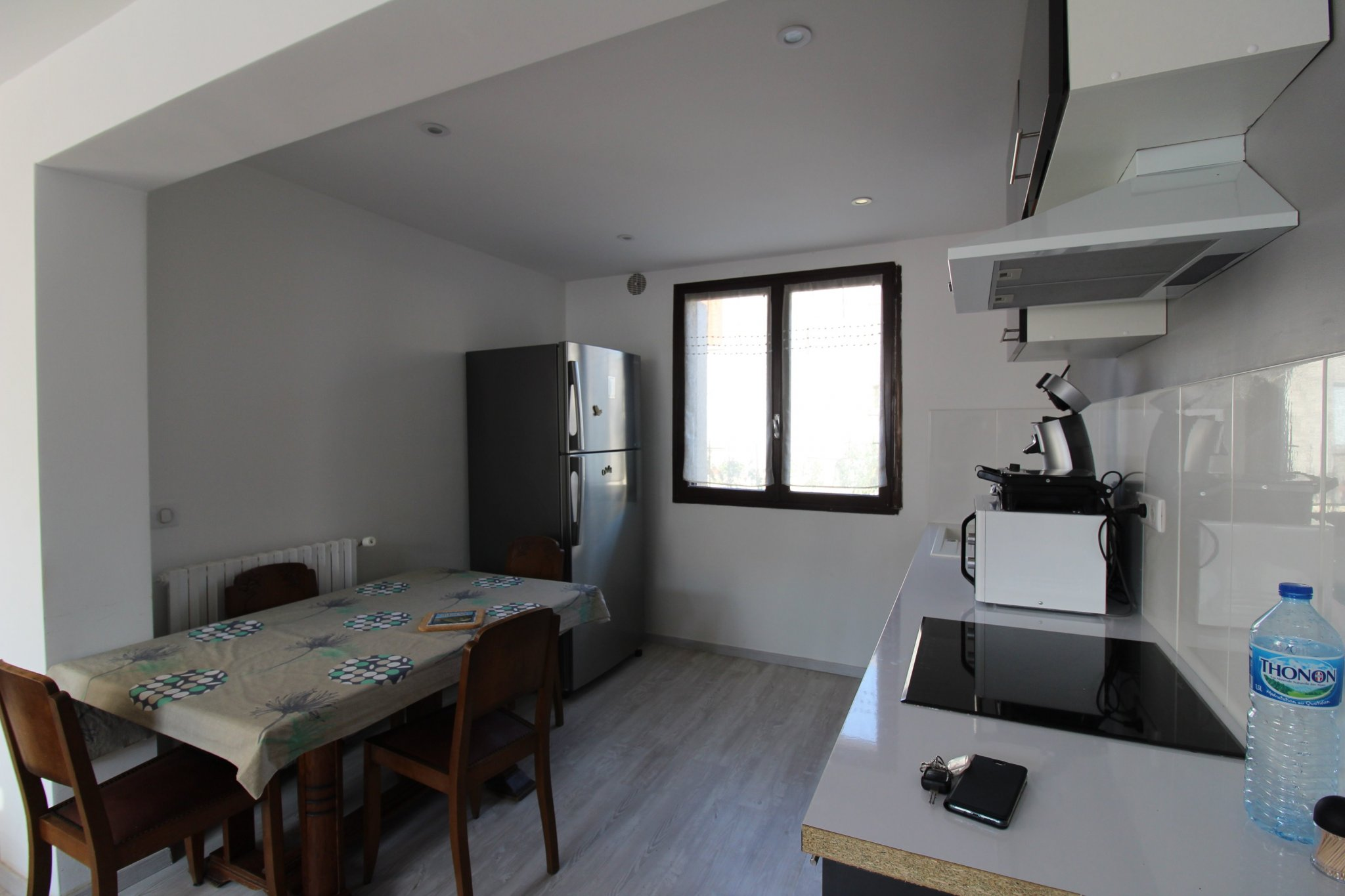 Limoux, Near Center, Villa, Equipped Kitchen, 4 Bedrooms, Garage And Garden