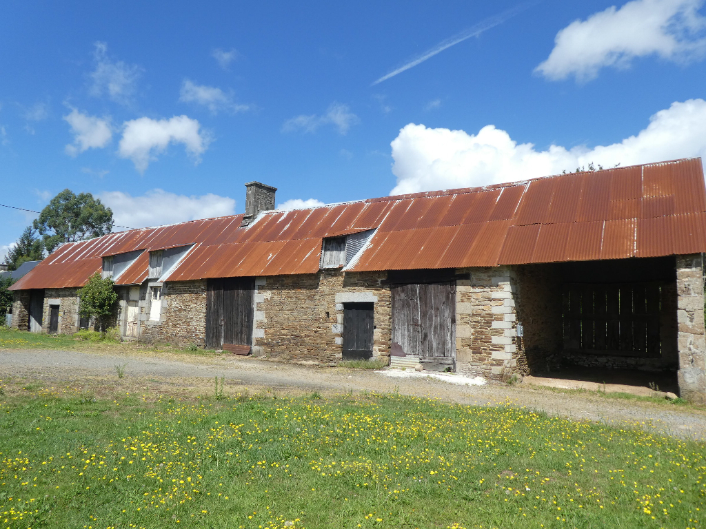 Country House With Outbuildings