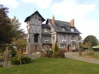 Special Manor House in Rural Setting