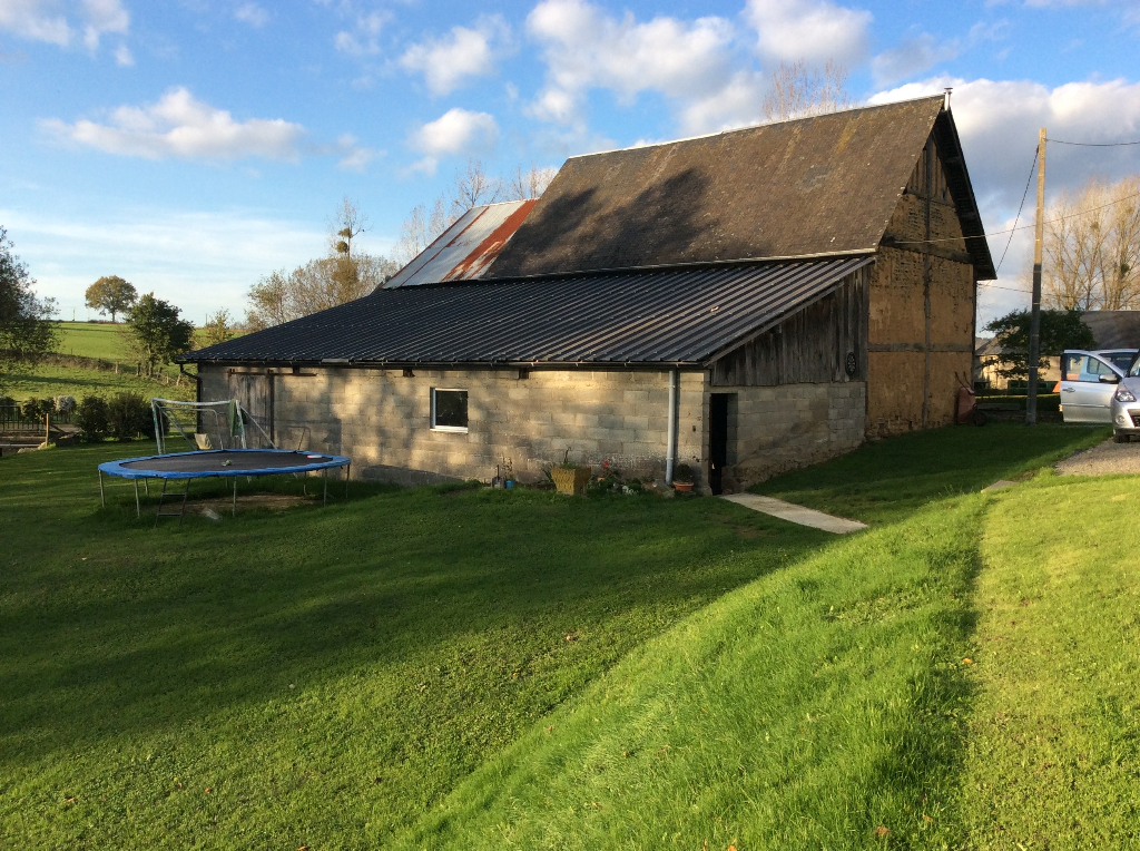 Country House Hose with Vast Outbuilding