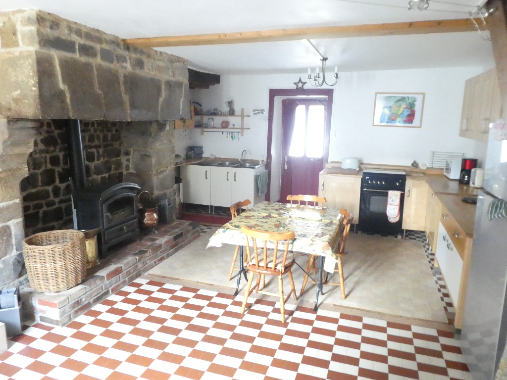 Country House with Character and Wood Burning Stove