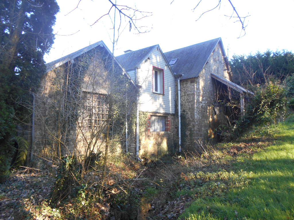 Former Water Mill, House, Outbuildings