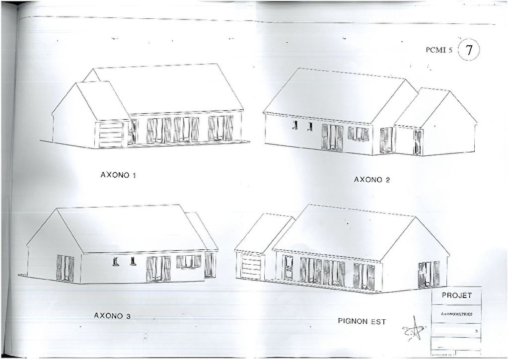 Building Plot For Sale with Planning