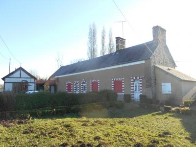 Two Rural Houses to Renovate