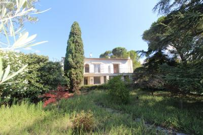 Large Villa With Land of an Acre